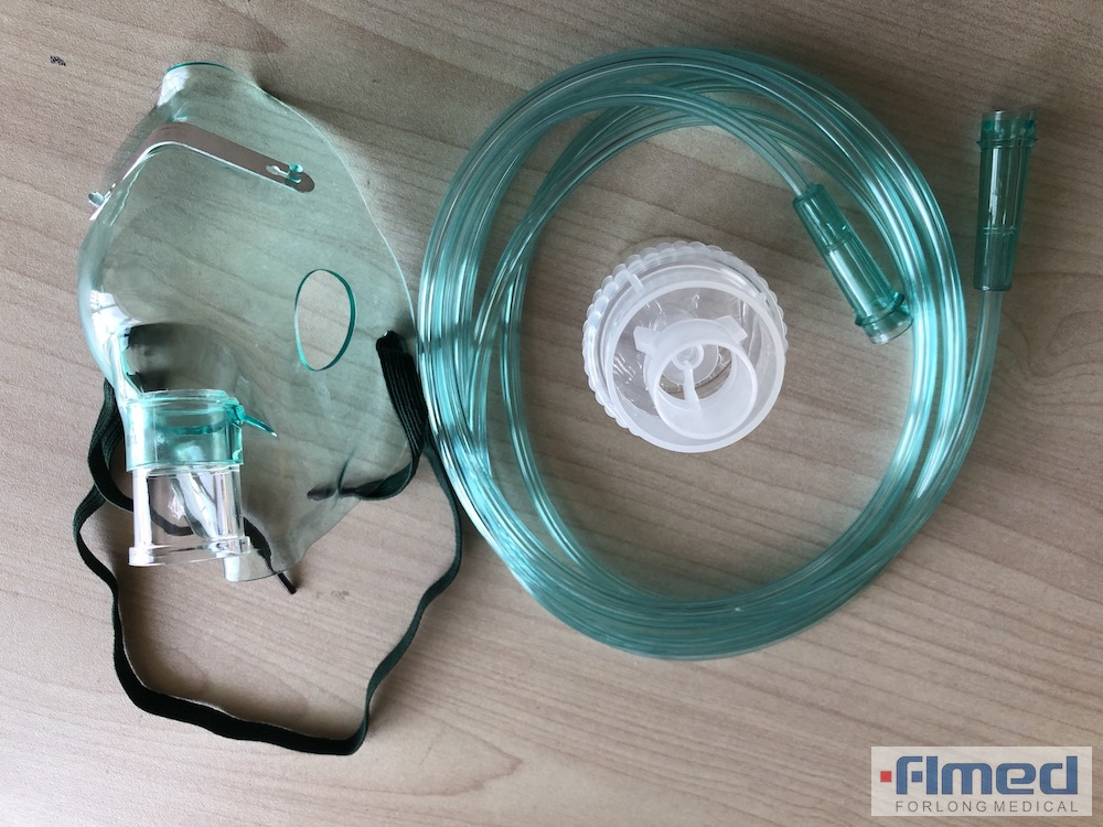 Disposable Aerosol Nebulizer Kit